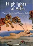 img - for Thyssen-Bornemisza Collection by Teresa Perez-Jofre (2001-06-15) book / textbook / text book