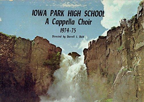 Iowa Park ( Texas) High School A Cappella Choir 1974-75 - Vinyl LP Record