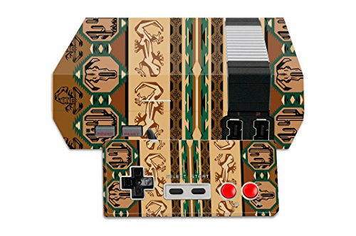 MightySkins Skin Compatible with Nintendo NES Classic Edition – Desert Stripes | Protective, Durable, and Unique Vinyl Decal wrap Cover | Easy to Apply, Remove, and Change Styles | Made in The USA