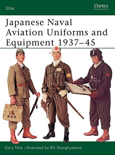 Japanese Naval Aviation Uniforms and Equipment 1937–45 (Elite)