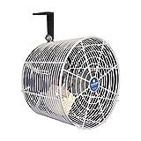 Schaefer Versa-Kool Air Greenhouse Circulation Fan - 12in., 1,470 CFM, 1/10 HP, 115/230 Volt, Model# VK12