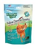 Smart n' Tasty Cat Ocean Fish Dental Grain Free Treats, 3-Ounce