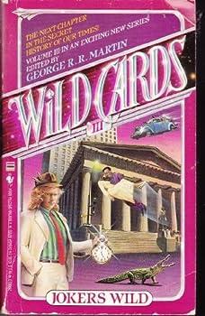 Wild Cards III: Jokers Wild 0553266993 Book Cover