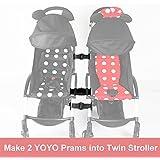 Stroller Connectors for Babyzen YOYO YOYO+ Strollers...