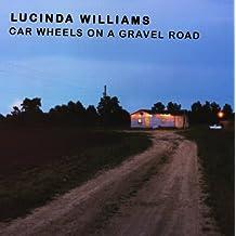 Car Wheels on a Gravel Road (Vinyl)