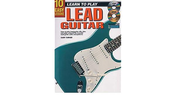 Gary Turner XX Aprende a tocar guitarra, guitarra eléctrica ...