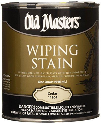 OLD MASTERS 11904 WIP Stain, Cedar ()
