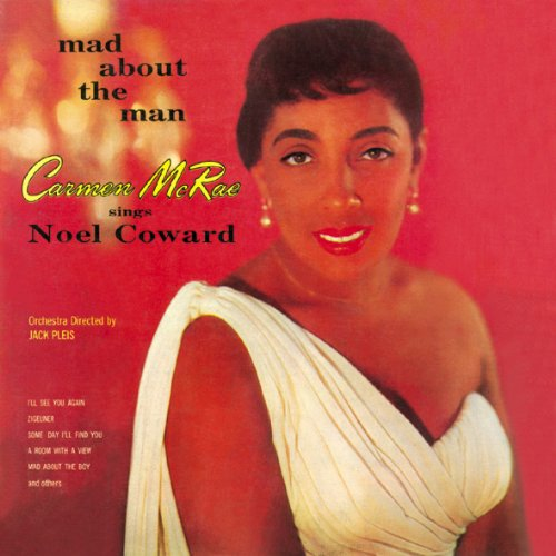 Carmen McRae. Carmen for Cool Ones + Mad About the Man