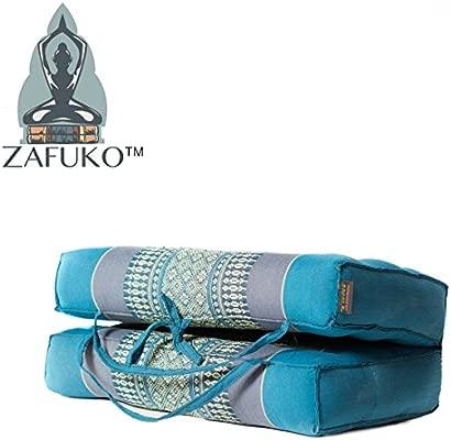 Yoga, meditación, Kundalini y Pilates Cojín (Zafu), bloque ...