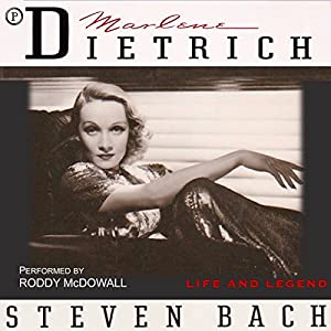 Marlene Dietrich: Life and Legend Audiobook