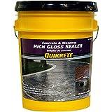 Quikrete High Gloss Sealer wet look 5 gal
