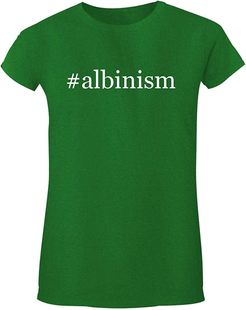 #albinism - Soft Hashtag Women's T-Shirt