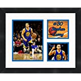 Stephen Curry Framed 11 x 14 Matted Collage Framed Photos Ready to hang