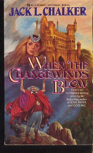 book cover of When the Changewinds Blow