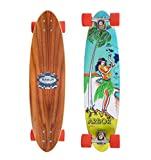Arbor Zeppelin Flagship Complete Skateboard, Nocturnal, 32' L x 9' W x 23' WB