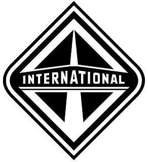 F-350 International Trunk Front Grille Rear Tailgate Emblem Nameplate Badge 9x3.5 Walcrate Black F-150 Edge//Explorer//F-250