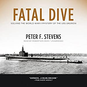 Fatal Dive Audiobook