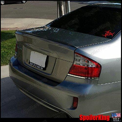 (Subaru Legacy 2005-2009 Rear Trunk Lip Spoiler (244L))