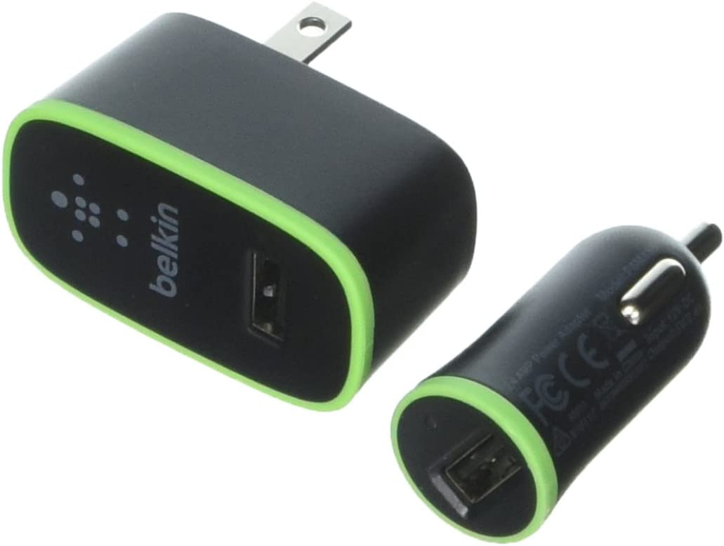 Belkin 2.4-Amp Charging Bundle with 4-Foot Micro USB Cable