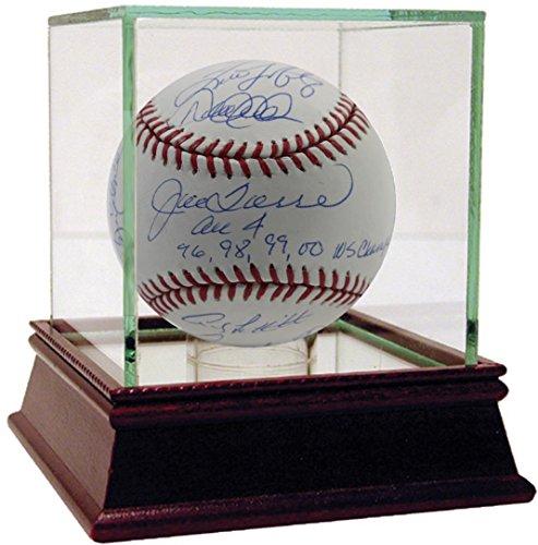 (Steiner Sports New York Yankee Dynasty 11 Signature MLB Baseball w/