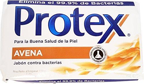 - Protex Oats Soap 3.1 Ounce - Jabon de Avena by Protex