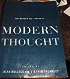 img - for The Norton Dictionary of Modern Thought book / textbook / text book