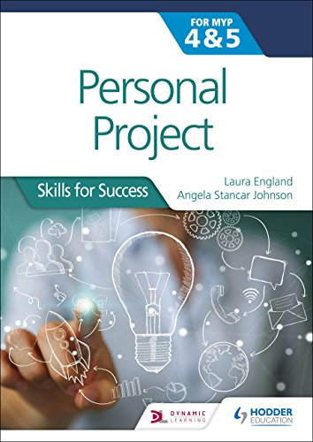 Personal Project for the IB MYP 4&5: Skills for Success