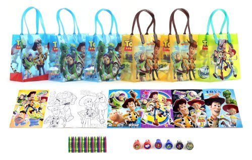 Disney Toy Story Party Favor Set - 6 Packs (42 -
