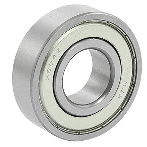Electric Co Axle - Baomain ball bearing 6204Z 20 x 47 x 14mm Double Metal Shielded Wheel Axle