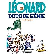 Léonard - tome 31 - Dodo de génie (French Edition)