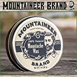 Mustache Wax by Mountaineer Brand