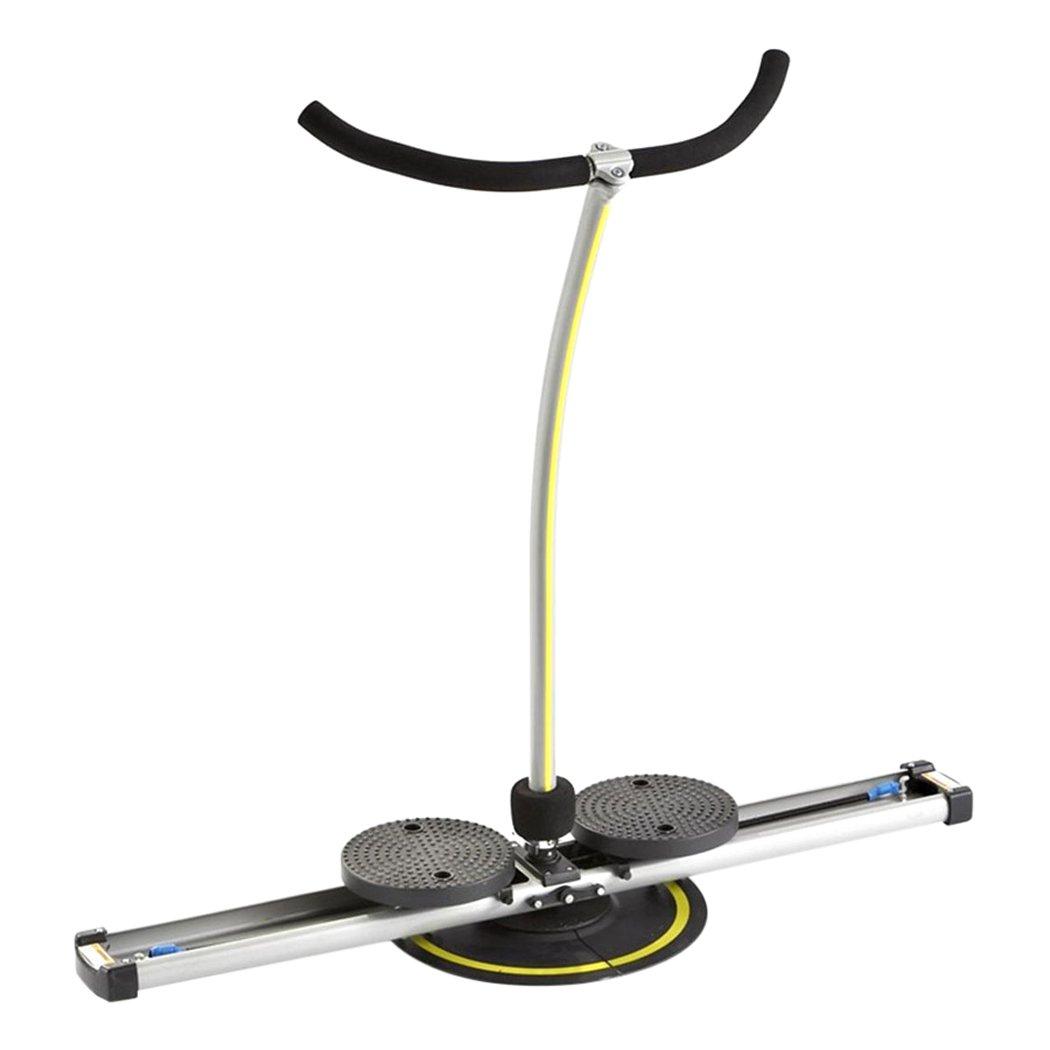 Fitness House Trainer Heimtrainer Fitnessgerät Circle Glide, Grün, One Größe, 889957338288