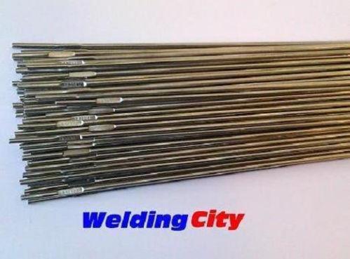(WeldingCity 5-Lb ER316L Stainless Steel TIG Welding Rods 316L 1/16