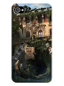 THYde D Art Background image iphone 5c case cover for LarryToliver # ending