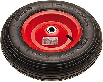 Fuerza - Rueda para carretilla, 400 mm, 80954: Amazon.es: Bricolaje y herramientas