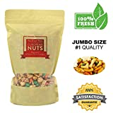 European Nuts Premium Crunchy Oriental Rice Cracker | Resealable Jumbo Size Bag – 1 lb Review