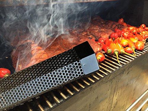 Pellet Smoker Stainless Steel BBQ Smoke Generator