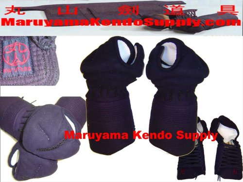 Gloves Kote (High Quality 5mm Kendo Kote Large Size)