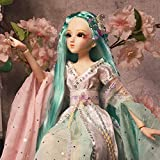 Diary Queen Fortune Days Original Design Dolls(with Gift Box), Series 26 Joints Doll, Best Gift for Girls (Change)