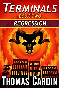 Terminals book two: Regression by [Cardin, Thomas]