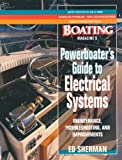 img - for Powerboater's Guide to Electrical Systems: Maintenace, Troubleshooting, and Improvements book / textbook / text book