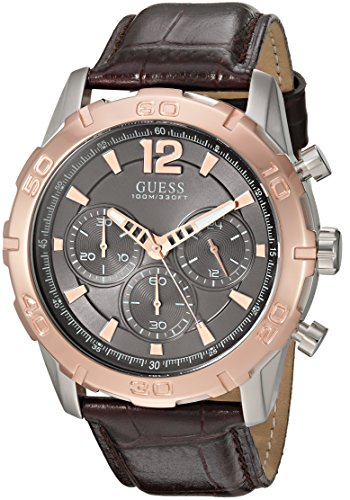 GUESS U0864G1 Stainless Multi Function Chronograph