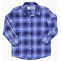 Camisa Xadrez Rústica Blue