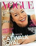 British Vogue Magazine - August 2000