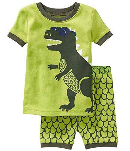 Babyroom Dinosaur Cotton Pajama 2T 10T product image