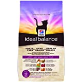 Hills Ideal Balance Adult Cat Grain-Free Chicken and Potato Dry Food 0.91kg/2-Pound bag