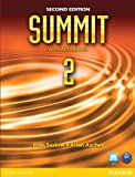 Summit (2E)  Level 2 Student Book with ActiveBook CD-ROM