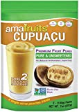Amafruits Cupuacu Pure & Unsweetened