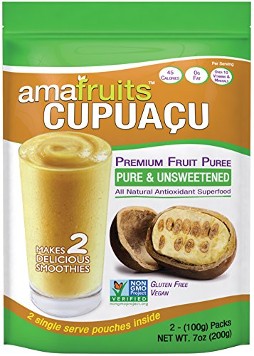 Amafruits Cupuacu Pure & Unsweetened by Amafruits (Image #8)'