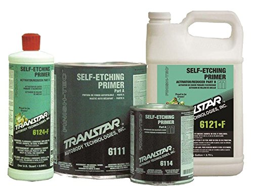 TRANSTAR (6124-F Self-Etching Primer Activator - 1 Quart by TRANSTAR